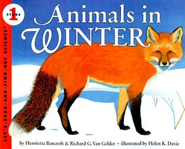 Book Animals In Winter by Henrietta Bancroft