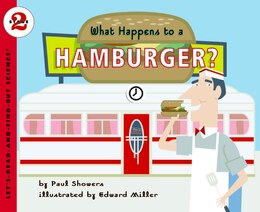 Book What Happens To A Hamburger? by Paul Showers