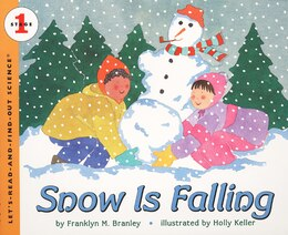 Book Snow Is Falling by FRANKLYN M. BRANLEY