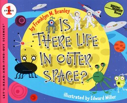 Book Is There Life In Outer Space? by FRANKLYN M. BRANLEY