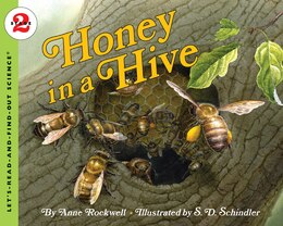 Book Honey In A Hive by Anne Rockwell