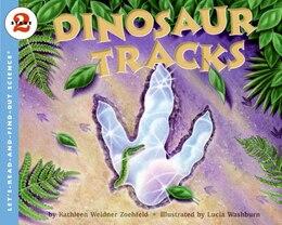 Book Dinosaur Tracks by Kathleen Weidner Zoehfeld