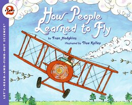 Book How People Learned To Fly by Fran Hodgkins