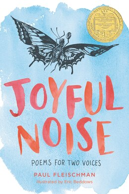 Book Joyful Noise: Poems for Two Voices by Paul Fleischman