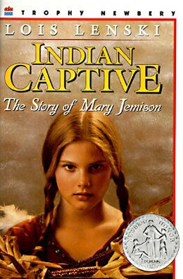 Book Indian Captive: The Story Of Mary Jemison by Lois Lenski