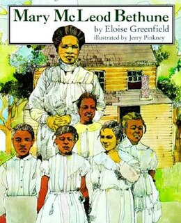 Book Mary McLeod Bethune by Eloise Greenfield