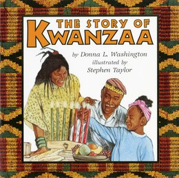 Book The Story Of Kwanzaa by Donna L. Washington