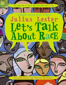 Book Let's Talk About Race by Julius Lester