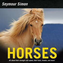 Book Horses: Revised Edition by Seymour Simon