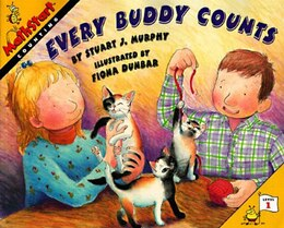 Book Every Buddy Counts by Stuart J. Murphy