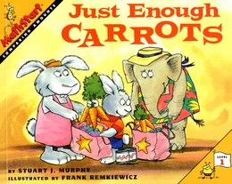 Book Just Enough Carrots by Stuart J. Murphy