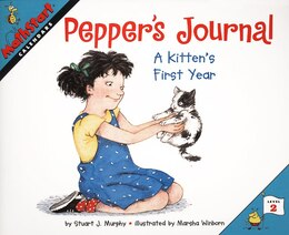 Book Pepper's Journal: A Kitten's First Year by Stuart J. Murphy