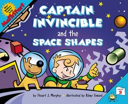 Book Captain Invincible And The Space Shapes by Stuart J. Murphy