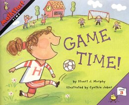 Book Game Time! by Stuart J. Murphy