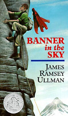 Book Banner in the Sky by James Ramsey Ullman