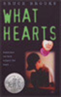 Book What Hearts by Bruce Brooks