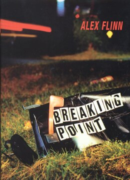 Book Breaking Point by Alex Flinn