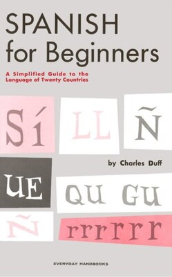 Book Spanish for Beginners by Charles Duff