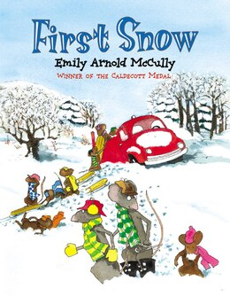 Book First Snow by Emily Arnold Mccully