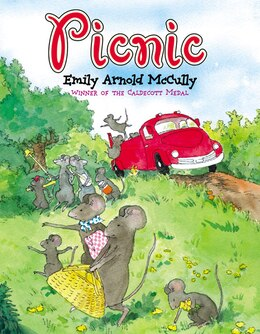 Book Picnic by Emily Arnold Mccully
