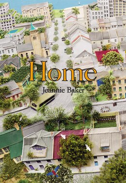 Book Home by Jeannie Baker
