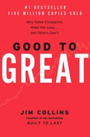 Book Good To Great: Why Some Companies Make the Leap...And Others Don't by Jim Collins