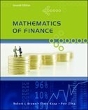 Mathematics of Finance, Seventh Edition