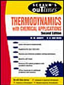 Schaum's Outline of Thermodynamics With Chemical Applications by Michael Abbott
