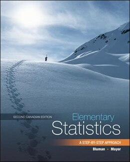 Book Elementary Statistics: A Step-by-Step Approach: A Step-by-Step Approach, Second Canadian Edition by Allan Bluman