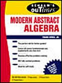 Book Schaum's Outline of Modern Abstract Algebra by Frank Ayres