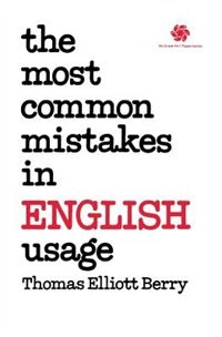 Book The Most Common Mistakes in English Usage by Thomas Berry