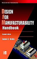 Book Design for Manufacturability Handbook by James Bralla