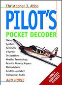 Book Pilot's Pocket Decoder by Christopher Abbe