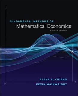 Book Fundamental Methods of Mathematical Economics by Kevin Wainwright