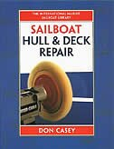 Sailboat Hull and Deck Repair by Don Casey
