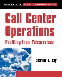 Book Call Center Operations by Charles E. Day
