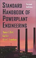 Book Standard Handbook of Powerplant Engineering by Thomas Elliott