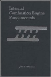 Book Internal Combustion Engine Fundamentals by John Heywood