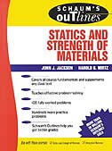 Book Schaum's Outline of Statics and Strength of Materials by John Jackson