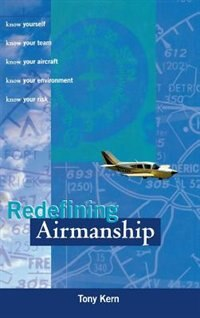 Book Redefining Airmanship by Tony Kern