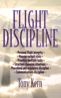 Book Flight Discipline by Tony Kern