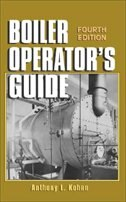 Boiler Operator's Guide by Anthony L. Kohan