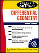 Book Schaum's Outline of Differential Geometry by Martin Lipschutz
