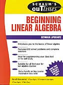 Schaum's Outline of Beginning Linear Algebra by Seymour Lipschutz