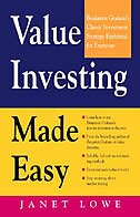 Book Value Investing Made Easy: Benjamin Graham's Classic Investment Strategy Explained for Everyone… by Janet Lowe