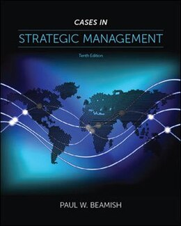 Book Cases in Strategic Management by Paul Beamish