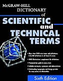 Book McGraw-Hill Dictionary of Scientific and Technical Terms by McGraw-Hill Education