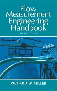 Book Flow Measurement Engineering Handbook by Richard Miller