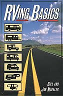 Book RVing Basics by Bill Moeller