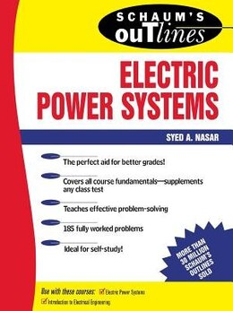 Book Schaum's Outline of Electrical Power Systems by Syed Nasar